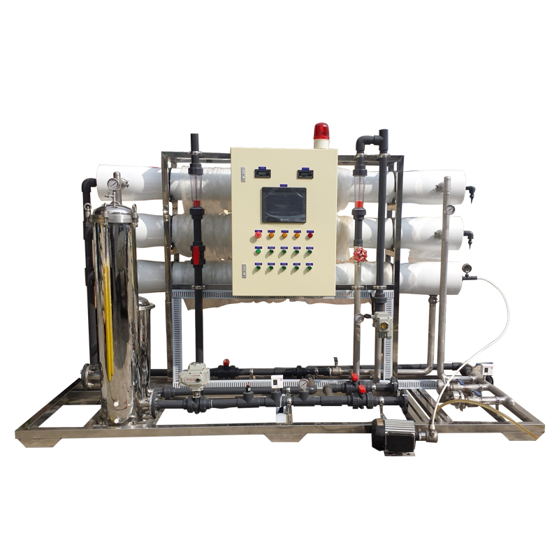 Manufacturing Of Ro Machine And Professional Reverse